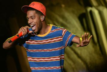 Kid Cudi Faints At Chicago Show