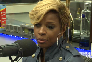 Mary J. Blige On The Breakfast Club