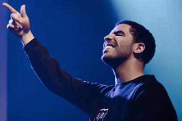 Drake Gets Tattoo Of Prayer Hands Emoji