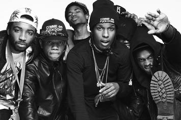 "A$AP Mob's ""L.O.R.D."" Scrapped, New A$AP Rocky Album Coming Soon"