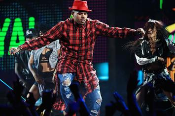 "Chris Brown Says He's Not Gang Affiliated, He's ""Cordial"" With Gang Members"