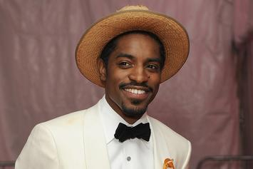 """Andre 3000 On The Prevalence Of Singing In Rap: """"It's Just A Progression"""""""