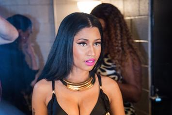 "Nicki Minaj Speaks On ""Anaconda"" Theme & Video With GQ, Plus Photo Shoot"