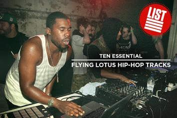 10 Essential Flying Lotus Hip-Hop Tracks