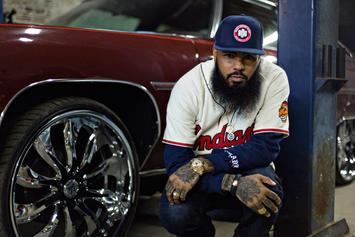"Stream Stalley's Upcoming Debut Album ""Ohio"""
