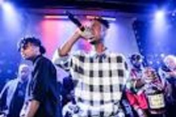 "Rae Sremmurd Performs ""No Type"" & ""No Flex Zone"" Live In NYC"