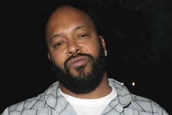 Suge Knight Surrenders On Robbery Charges, Bail Set At $500,000