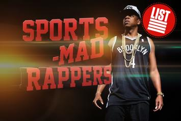 Sports-Mad Rappers