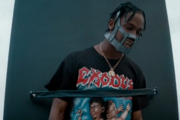 "Travi$ Scott Feat. Rich Homie Quan & Young Thug ""Mamacita"" Video"
