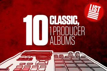 10 Classic, One-Producer Albums