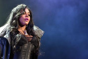 Lil Kim Reportedly Owes The IRS $126,000
