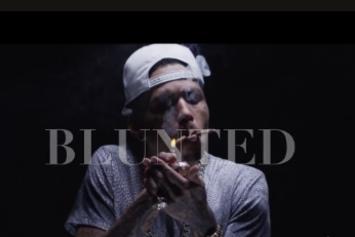 "Kid Ink ""Blunted"" Video"