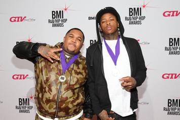 YG & DJ Mustard Are Dissing Each Other On Instagram [Update: It Looks Like They've Made Up]