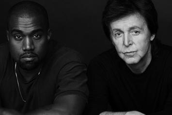 "The Making Of Kanye West And Paul McCartney's ""Only One"""