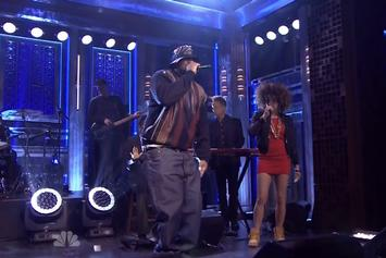 """Ghostface Killah Performs """"Love Don't Live Here No More"""" Live On Jimmy Fallon"""