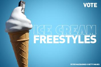 Ice Cream Freestyles: Vote For Your Favorite