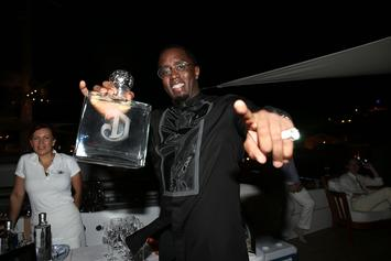 Disgruntled Fan Claims Diddy Punched Him In The Face, Files Battery Report