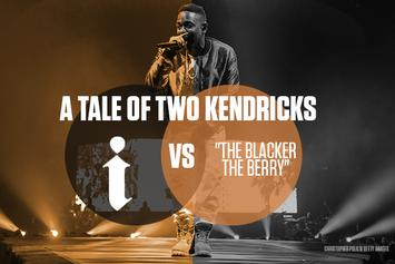 """A Tale Of Two Kendricks: """"i"""" Vs. """"The Blacker The Berry"""""""