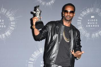 "Juicy J Reveals Cover Art & Release Date For ""Blue Dream & Lean 2"""