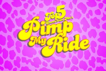 "Top 5 Ridiculous Stunts From MTV's ""Pimp My Ride"""