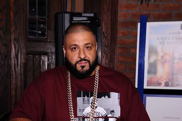 DJ Khaled Sued By Jeweler