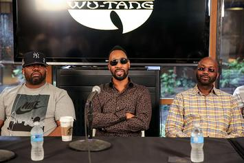 Wu-Tang Clan Release Official Statement Defending 88-Year Rule On Album