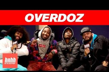"Overdoz Reveal They Have Production From Pharrell & Organized Noize On ""2008"""