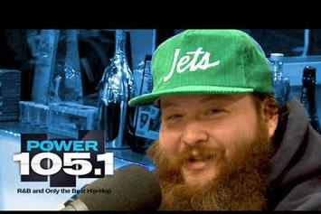 Action Bronson Interviewed On The Breakfast Club