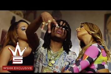 "Mally Mall Feat. Migos & Rayven Justce ""2 Piece"" Video"