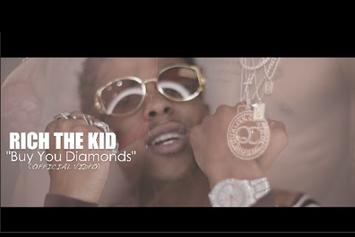 "Rich The Kid ""Buy You Diamonds"" Video"