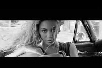 "Beyonce ""Yours And Mine"" Short Film"