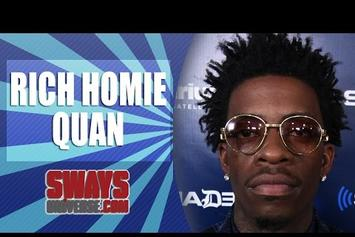 Rich Homie Quan On Sway In The Morning