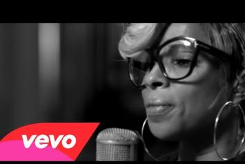 "Mary J. Blige ""Therapy (1 Mic 1 Take)"" Video"