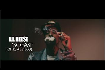 "Lil Reese ""So Fast"" Video"