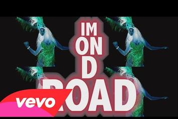 "Bunji Garlin Feat. ASAP Ferg ""Truck On D Road"" Lyric Video"
