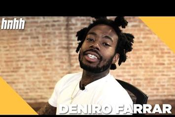 "Deniro Farrar Breaks Down ""Cult Rap"" And His ""Left-Field"" Status"