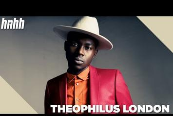 "Theophilus London Talks ""Vibes,"" Working With Kanye West"