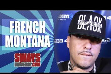 "French Montana Talks Khloe Kardashian & ""Mac & Cheese 4"" With Sway"