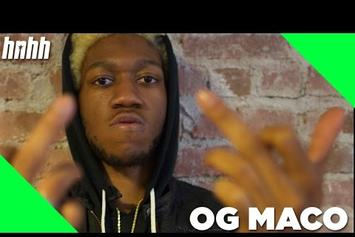 "OG Maco Talks ""U Guessed It"" & ""Live Life 2"""