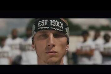 "Machine Gun Kelly ""Raise The Flag"" Video"