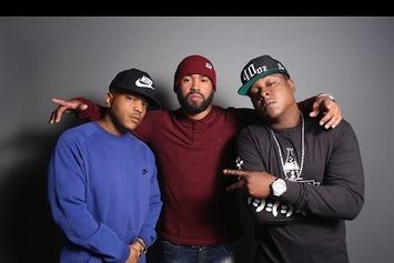 "Boaz Feat. Jadakiss & Styles P ""Rootin' 4 The Villain"" Video"