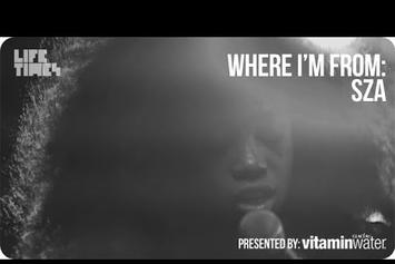 "SZA ""Where I'm From"" Short Documentary"