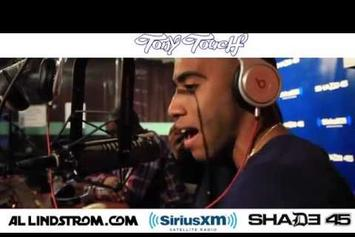 Bizzy Crook Freestyles On Shade 45