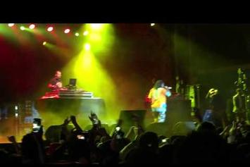 "Lupe Fiasco Freestyles Over ""I Don't Like"" At AAHH! Fest"
