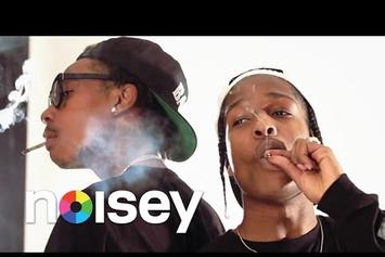 "A$AP Rocky ""SVDDXNLY"" Documentary (Part 5)"
