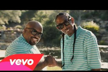 "Gipp Feat. CeeLo Green ""Shine Like Gold"" Video"