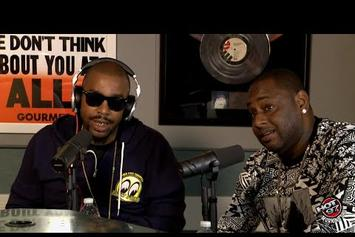 Capone-N-Noreaga Talk Lil Wayne Shout-Out