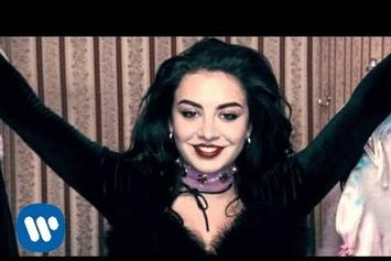 "Charli XCX ""Break The Rules"" Video"