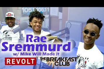 Rae Sremmurd & Mike WiLL Made It On The Breakfast Club