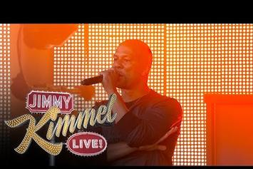"Common Performs ""Kingdom"" With Vince Staples On Jimmy Kimmel"